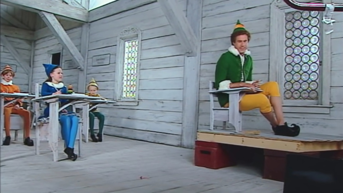 Behind the Scenes of Elf: How Forced Perspective Turned a Low Budget Film Into a Christmas Classic