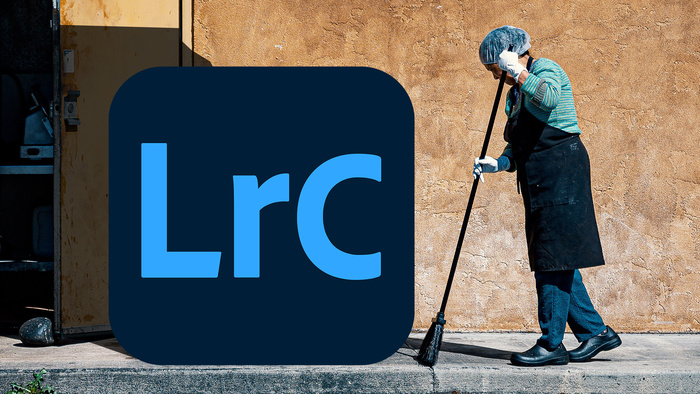 Clear the Clutter in Lightroom Classic
