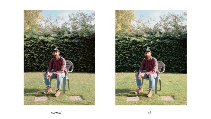 Testing the Exposure Latitude of Kodak Portra 160