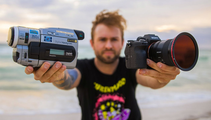 Can the Sony a7S III Keep Up With This Camcorder From 1998?
