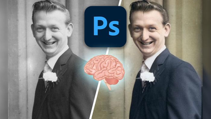 Use Adobe Sensei to Easily Colorize Black and White Photos in Photoshop CC