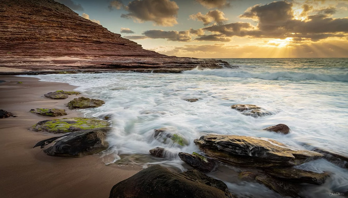 The Importance of Patience and Split-Second Timing in Landscape Photography