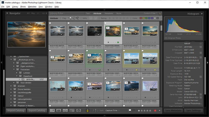 10 Tips to Create Order in Your Lightroom Classic Catalog