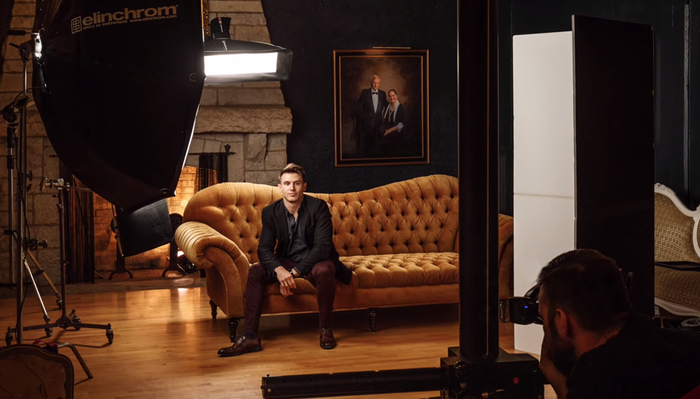 A Few Reasons Why You Shouldn't Use Continuous LED Lights for Portraits