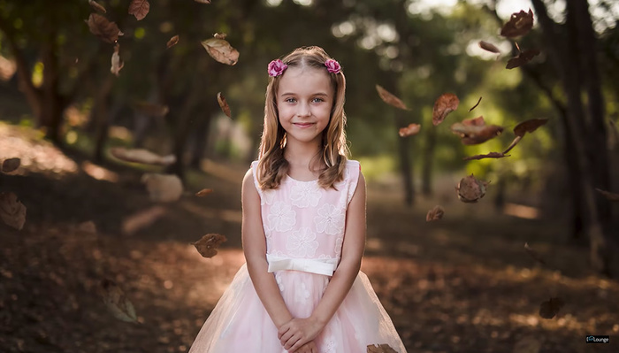 A Complete Guide to Lighting, Shooting, and Editing a Children's Portrait