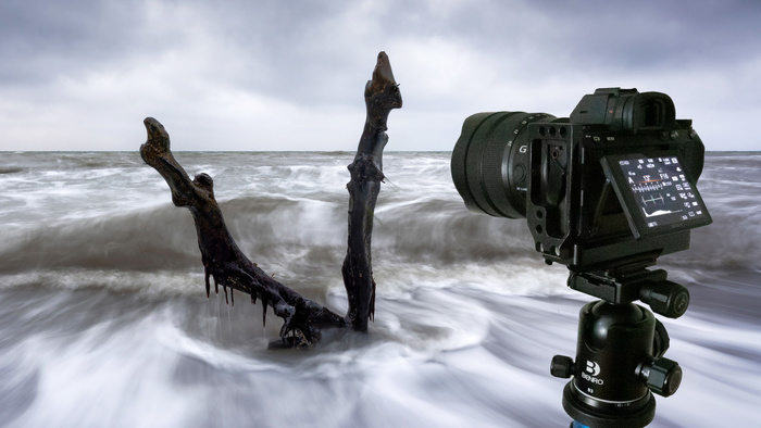 How to Make a Moody Fine Art Long Exposure Photograph