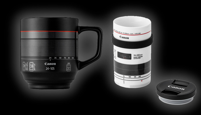 Canon Just Launched an Awesome New Range of Beverage Holders