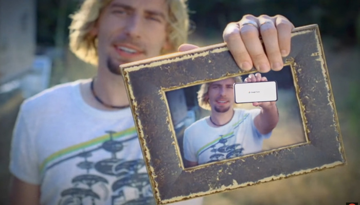 Nickelback Pokes Fun at 'Photograph' in This Hilarious New Advert for Google Photos