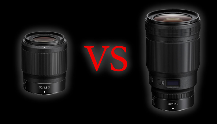 How Good Is Nikon's New 50mm f/1.2 Lens and How Does It Compare To the 50mm f/1.8?