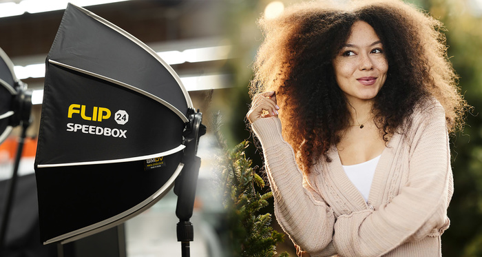 Is This the Best Octabox for Small Flashes? It Could Be!