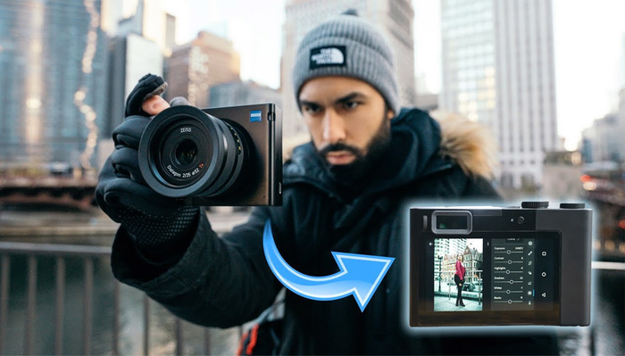 It's Finally Here: A First Look at the Unique Zeiss ZX1 Camera With Lightroom Built In