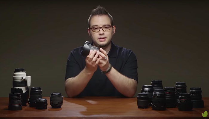 Everything You Have Ever Wanted to Know About Lenses
