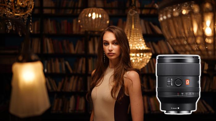 Sony Announces the FE 35mm f/1.4 G Master Full Frame Prime Lens