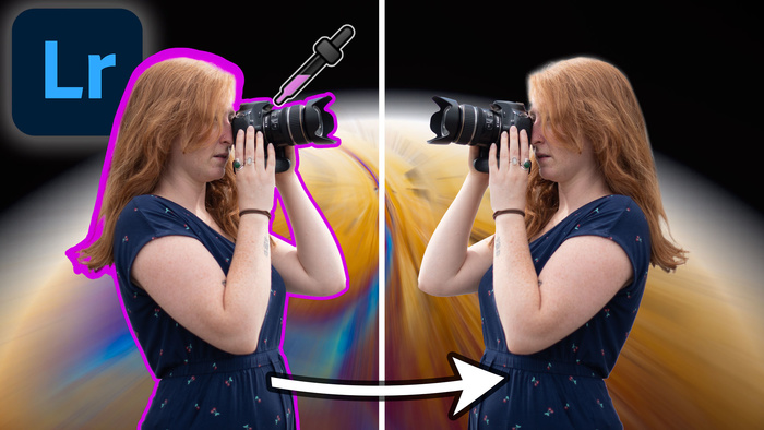 How to Remove Color Fringing Manually in Lightroom