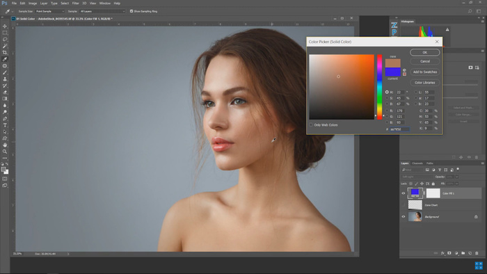 How to Use Adobe Photoshop and Color Theory To Set the Mood of Your Images