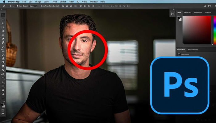 How to Edit a Portrait in Photoshop