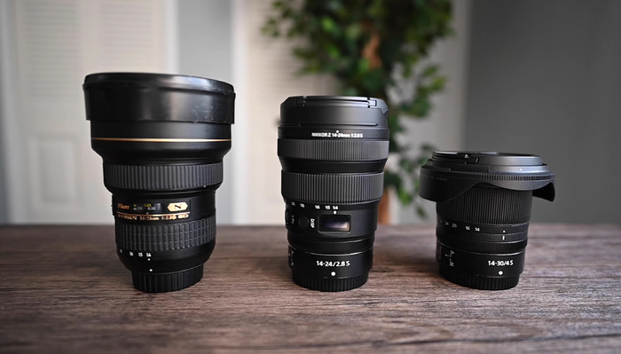 Which Nikon Wide Angle Zoom Lens Is the Sharpest?