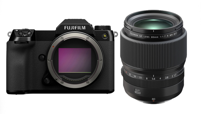 Fujifilm Announces New Medium Format Camera and Ultra-Fast Lens