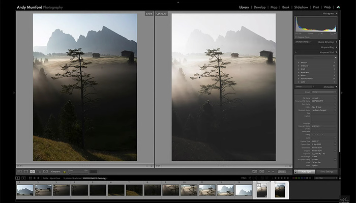 Learn How This Landscape Image Was Shot and Edited
