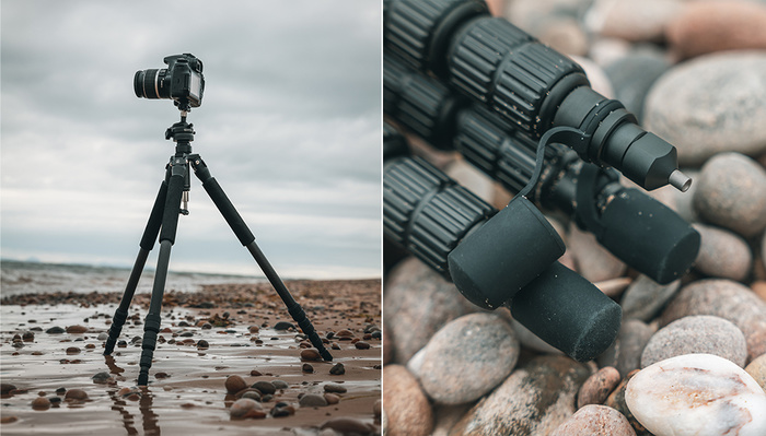 Innovative and Highly Customisable: Gearing Releases Its First Tripod System for the Adventurous Photographer