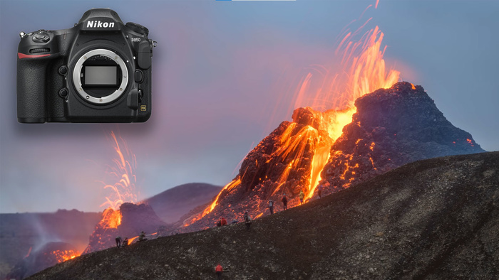 These Photographers Captured the Dangerous Iceland Volcano Eruption