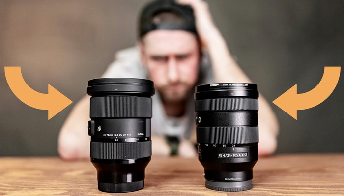 One Lens to Rule them All? Sony 24-105mm f/4 Versus Sigma 24-70mm f/2.8