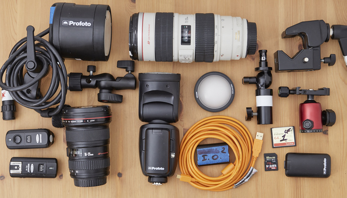 Do You Need or Want New Photo Equipment?