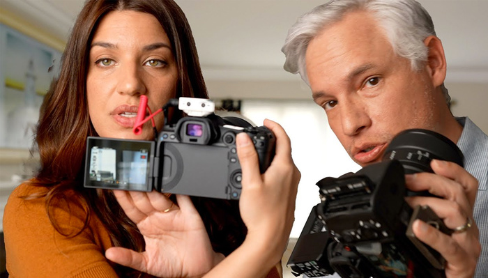 Comparing 8K Video on the Canon EOS R5 and Sony a1