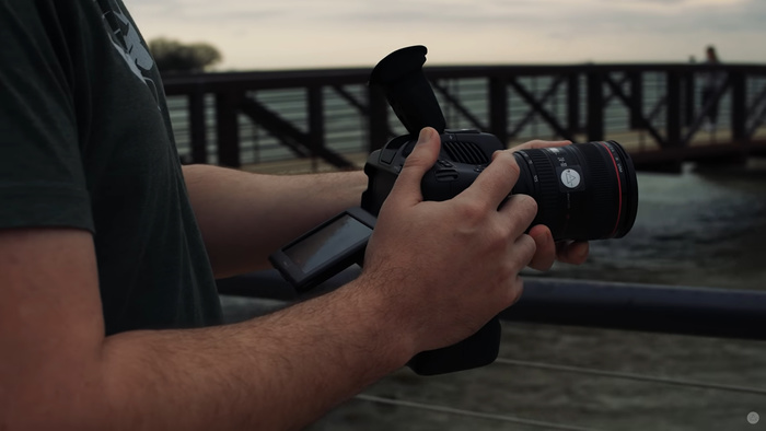 A Hands-on Review of the Blackmagic Pocket Cinema Camera 6K Pro
