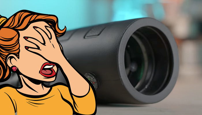 The False Advertising for This Cheap Telephoto Zoom Lens Is Hilarious