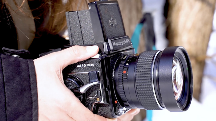 One of the Last Affordable and Good Medium Format Cameras: The Mamiya M645 1000s