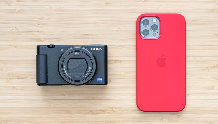 Can the iPhone 12 Pro Replace a Dedicated Pocket Camera?