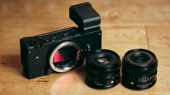 Hands-on First Look at the New Sigma fp L Camera: A Tiny Camera That Packs a Mighty Punch