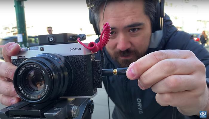 Versatile and Affordable: The Fujifilm X-E4 Mirrorless Camera