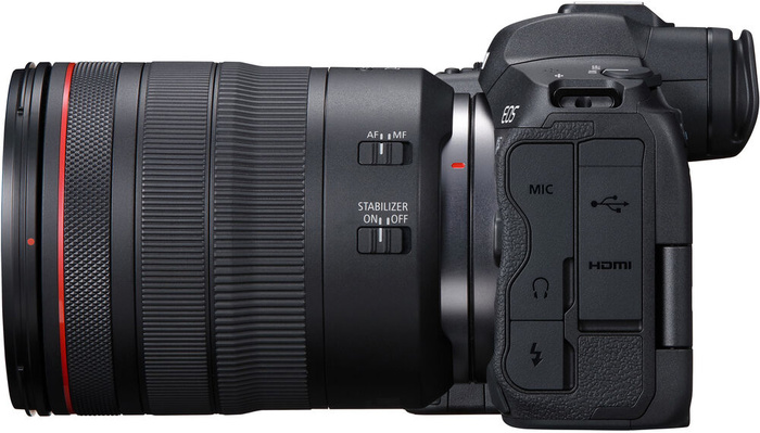 Canon Is Planning a 100-Megapixel Mirrorless Camera