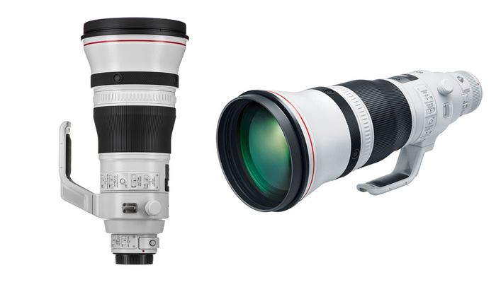A Lot of Canon Lenses Are Coming This Year