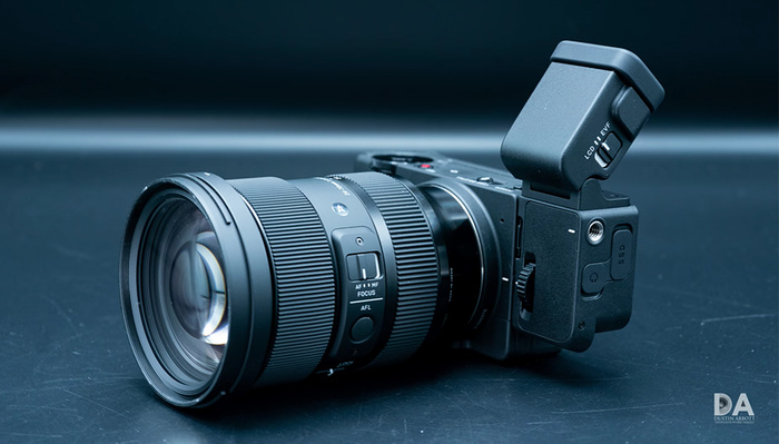 A Review of the New Sigma fp L Mirrorless Camera