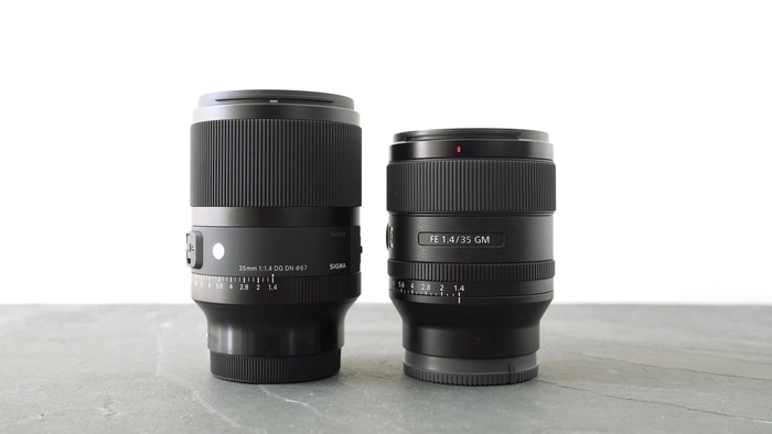 The Best 35mm Lens: Showdown Between the New Sigma 35mm f/1.4 Art and the Sony 35mm f/1.4 GM