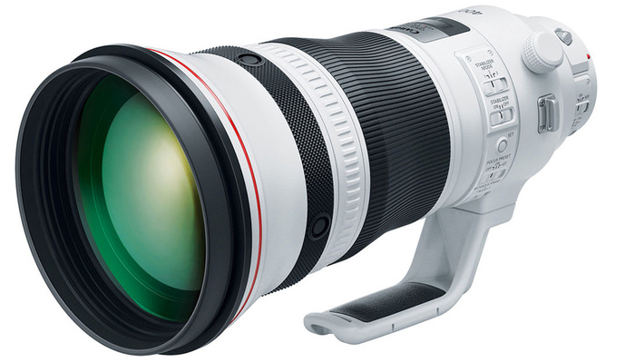 Some Big Canon Lenses Are Likely Coming Soon