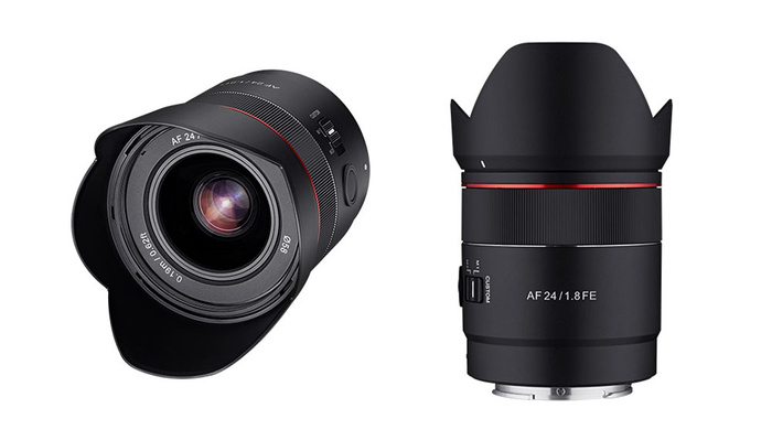 Samyang Announces AF 24mm f/1.8 FE, a Masterpiece for Astrophotography
