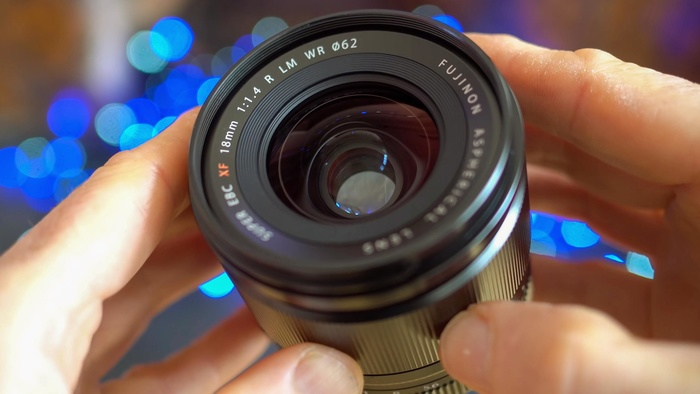 A Hands-on Look At the New Fujifilm XF 18mm f/1.4