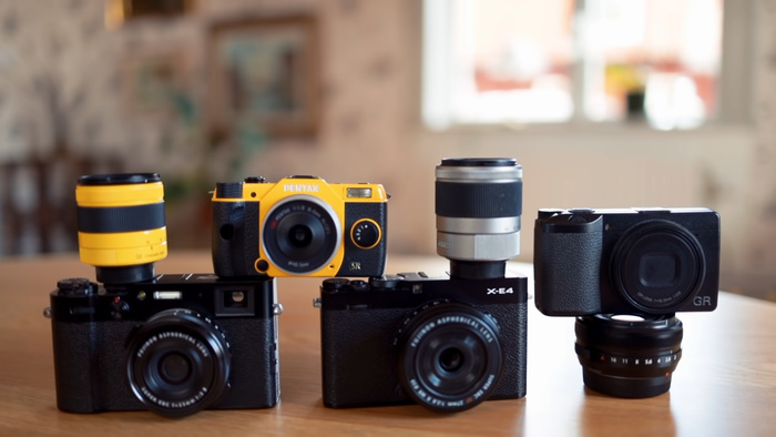What Is the Ultimate, Compact All-Round Camera?