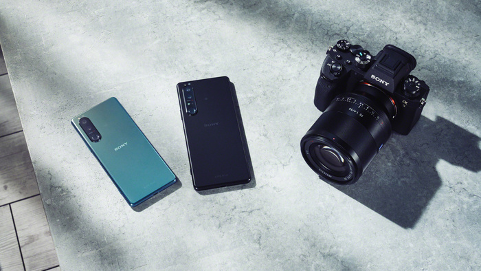 Sony Launches Flagship Xperia 1 III and 5 III Smartphones Aimed at Creators