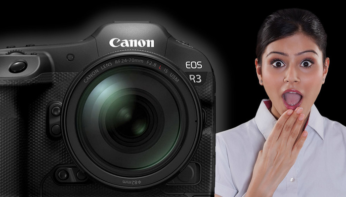Canon's Latest Announcement Is Mind Blowing: What Can We Expect From the EOS R3?