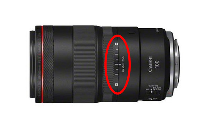 Canon's New Macro Lens Might Have a First-of-Its-Kind Feature