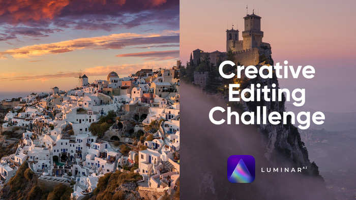 Get Creative With Luminar AI and Elia Locardi