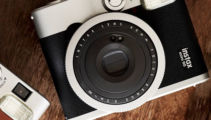 If Fuji's Instax Is the Cash Cow, Should It Produce Digital Cameras?