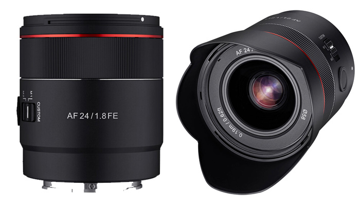 A Review of the Compact Samyang 24mm f/1.8 AF Lens
