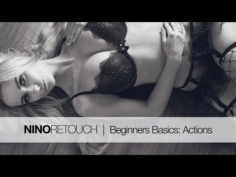 Photoshop Beginners Basics Series: Actions Explained