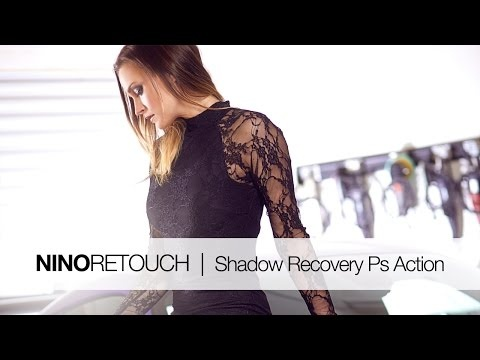 Simple Photoshop Action For Brushing In Shadow Recovery